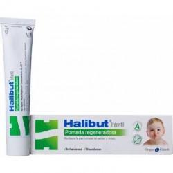 Halibut Infantil Pomada Regeneradora 45 Gramos