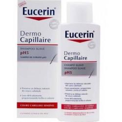 Eucerin Dermocapillaire champu suave pH5 250ml