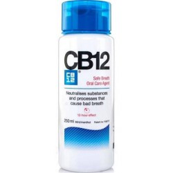 CB12 Halitosis Menta 250ml