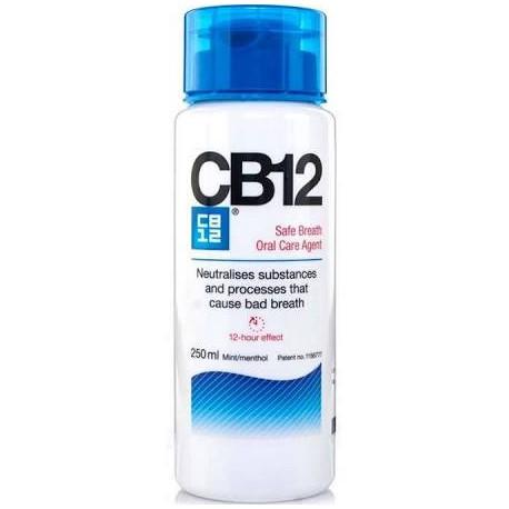 CB12 Halitosis Menta 250ml