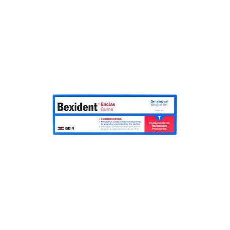 Bexident Encias Gel Gingival Clorhexidina 0,2% 50 Ml