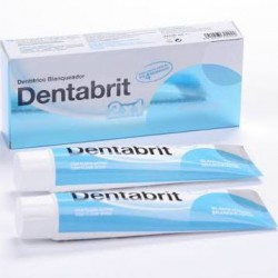 Dentabrit blanqueador 2x1 125Ml