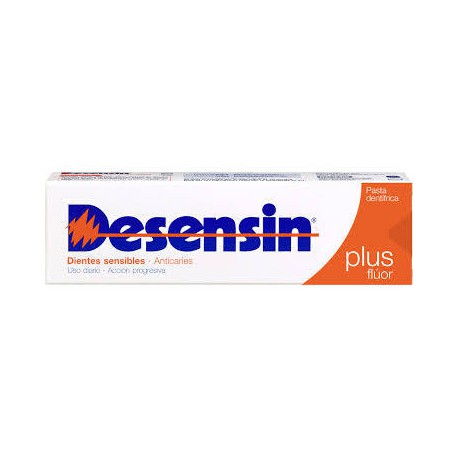 Pasta Desensin Plus 125 ml.