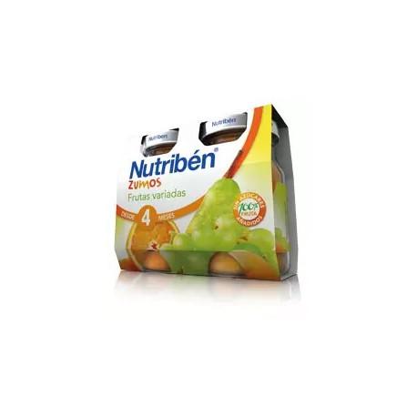 Zumo Frutas variadas 2x130ml