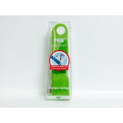 Phb Cepillo Dental Pocket Viaje Verde