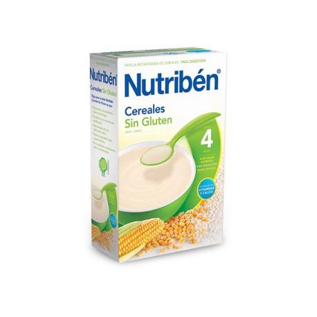 Nutriben Cereales sin gluten 300g +4 Meses