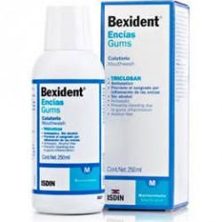 Bexident Encias con Triclosan Colutorio 250ml