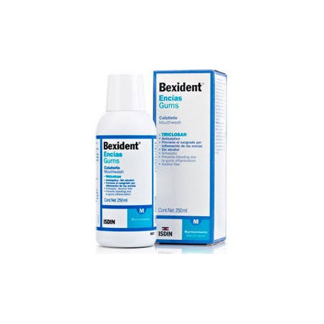 Bexident Encias con Triclosan Colutorio 250ml