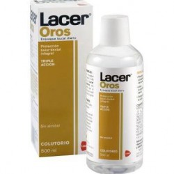 Lacer Oros Colutorio 500ml