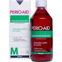 Perio aid mantenimiento sin alcohol 500ml