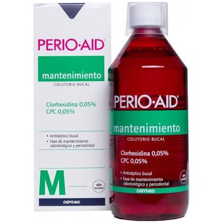 PERIO AID MANTENIMIENTO SIN ALCOHOL 500ML