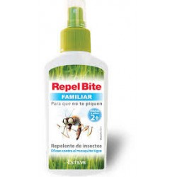 Repel Bite Insectos Familiar Spray 100 ml