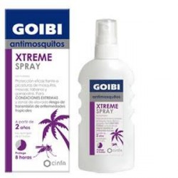 GOIBI ANTIMOSQUITOS XTREME SPRAY 75 ML.