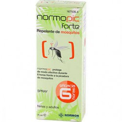 Normopic Forte Repelente de Mosquitos Spray 75ml