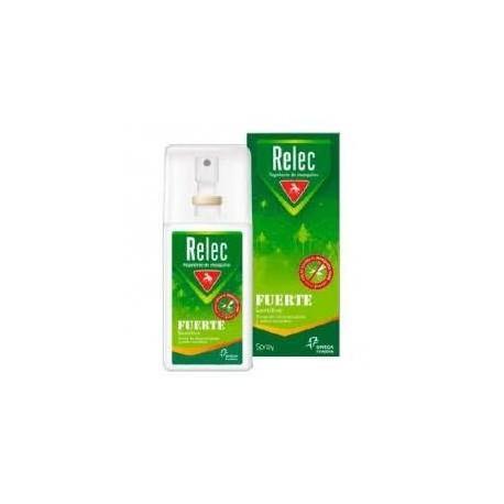 Relec Spray Antimosquitos Fuerte Sensitive 75ml