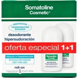 Somatoline Desodorante Hipersudoración Roll-on Duplo 2x30ml