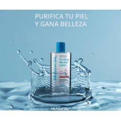 Mussvital agua micelar piel sensible 300ml