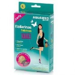 Aquamed Bailarinas SOS 2 Unidades Talla L