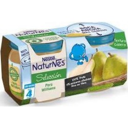 Nestle Naturnes Pera Williams 2X200 G
