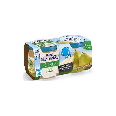 Nestle Naturnes Pera Williams 2X200 G