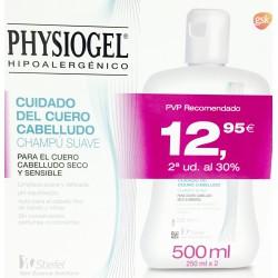 Physiogel Champú suave Cuero cabelludo seco sensible 2ª ud. al 30%