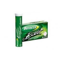 Berocca Boost 30comp efervescentes
