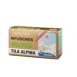 Milvus Tila Alpina (1.2 G 20 Filtros )