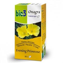 Bie3 Onagra Naturcaps 80 Capsulas