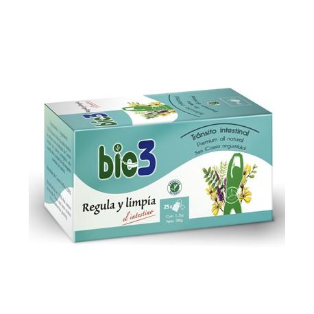 Bie3 Regula y limpia 25 bolsitas