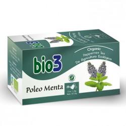 Bio3 Poleo Menta 25 Bolsitas
