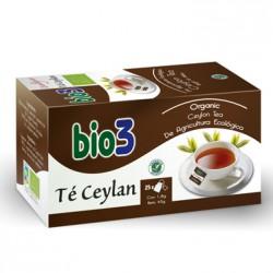 Bio3 Té Ceylan Ecológico 25 Bolsitas