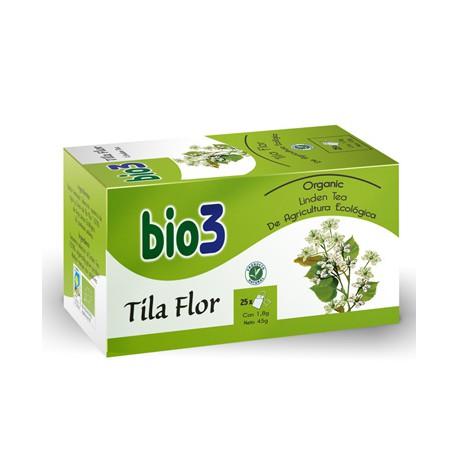 Bio3 Tila Flor 25 bolsitas