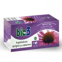 Bie3 Equinacea. Gripes y Catarros 25 bolsitas