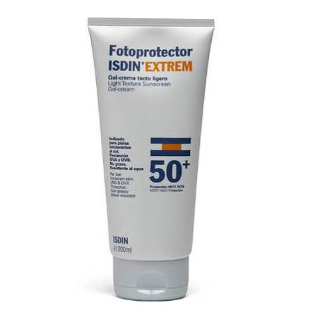 Fotoprotector Isdin Gel Cream SPF 50+ 200ml