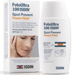 Isdin FotoUltra SPF 100+ ISDIN Spot Prevent Fusión Fluid 50 ml