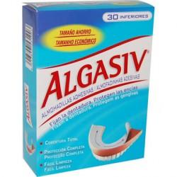 Algasiv Almohadilla Inferior 30unidades