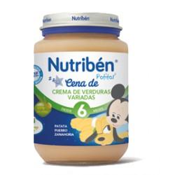 Nutriben Crema Verduras Variadas 200g +6meses