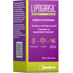 Lipograsil plan activa clasico 50 comp