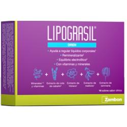 Lipograsil Drenante 14 Sobres