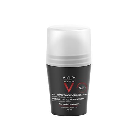 Vichy Desodorante anti-transpirante 48h control extremo 50 ml