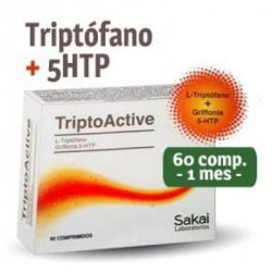 TRIPTOACTIVE – Una alternativa natural para el bienestar anímico 60COMP.