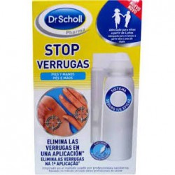 Dr scholl stop verrugas (PIES Y MANOS) 80 ml