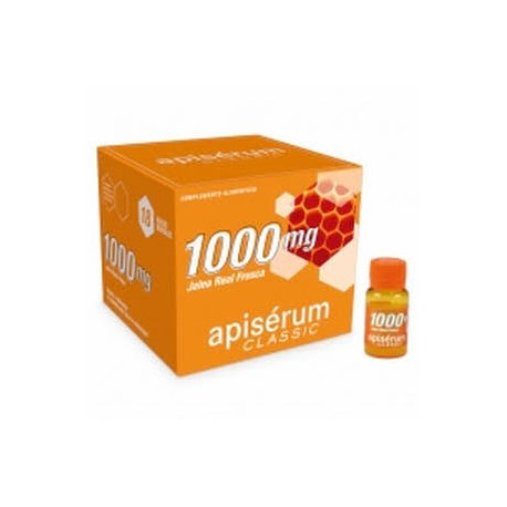 Apiserum Classic Vial Bebible 1000 (18 Ud 10Ml)