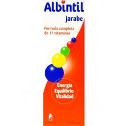 Albintil Jarabe Polivitaminico 150ml