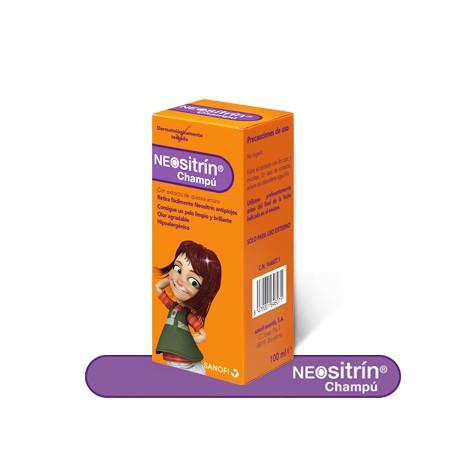 Neositrin Antipiojos  Champu 100ml