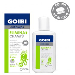 Goibi Champu Pediculicida 125ml Gorro de regalo