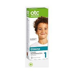 Otc Antipiojos Permetrina 1,5% Locion  (125 Ml )