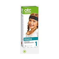 Otc Antipiojos Permetrina 1,5% Champu (125 Ml )
