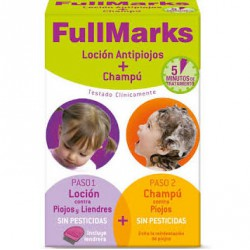 FULLMARKS KIT CHAMPU + LOCION PEDICULICIDA