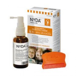 Nyda Pediculicida 50Ml Spray